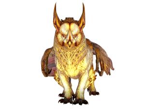 Guild Wars 2 Griffon mount