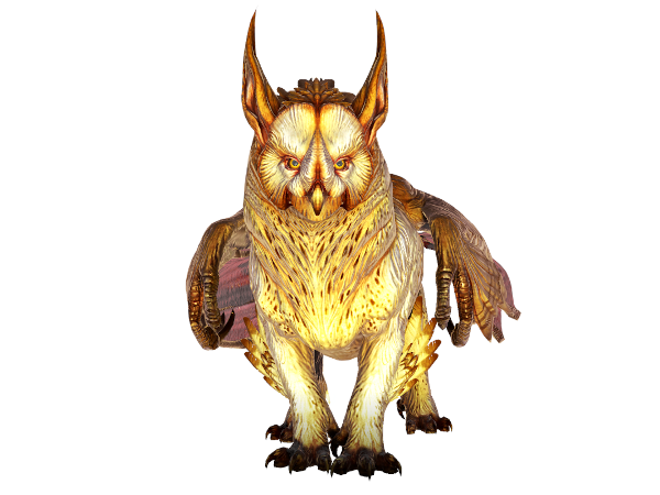 Guild Wars 2 Griffon mount