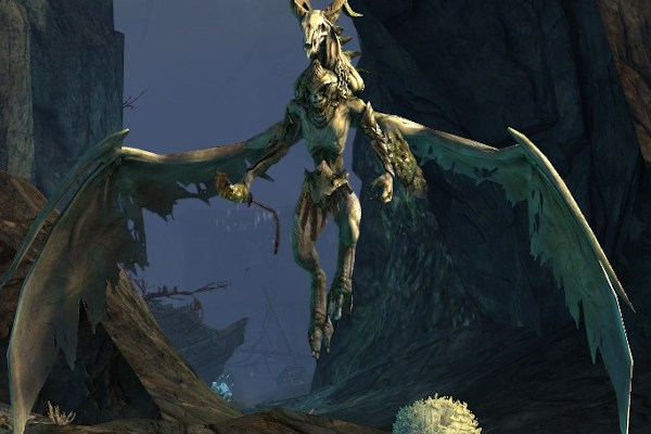Champion Risen Knight Guild Wars 2 boss