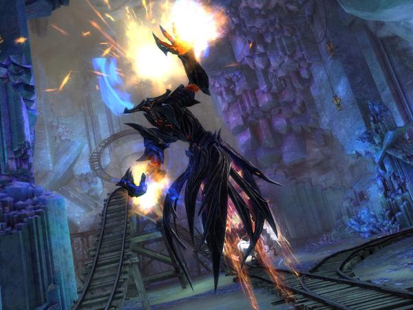 Flying demon in Guild Wars 2