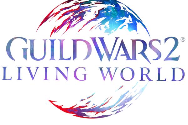 Guild Wars 2 Living World logo