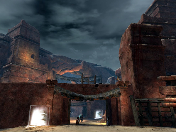 Red Rock Bastion in Guild Wars 2 The Silverwastes