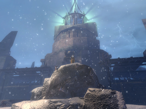 WVW garrison Guild Wars 2