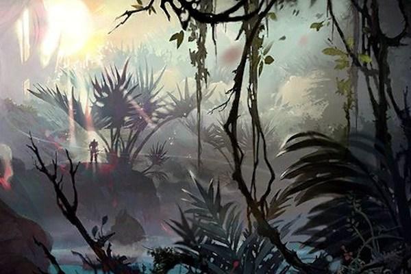 Draconis Mons Guild Wars 2