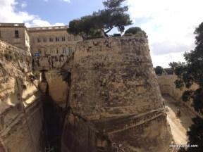 Valletta Walls