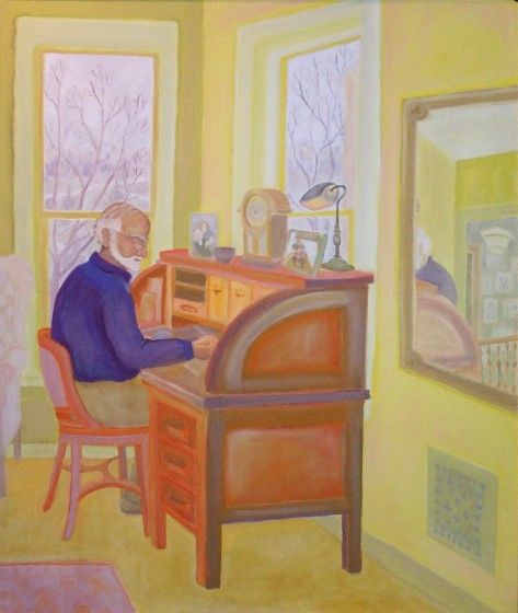 At The Desk