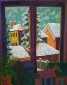 Houses, Winter