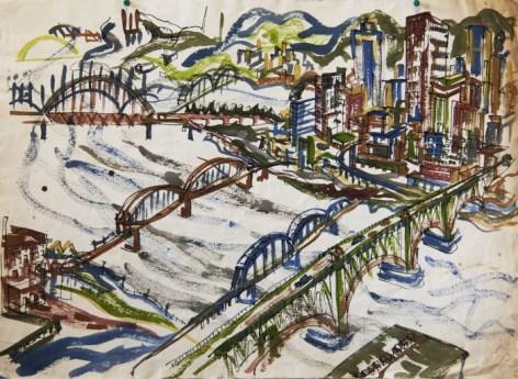 Three Rivers, Pittsburgh