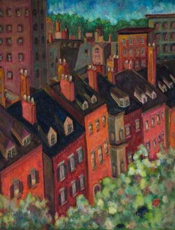 Houses on Chestnut