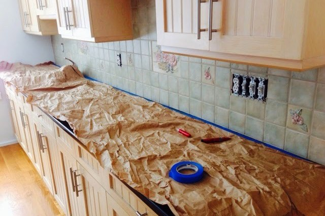 Beautiful Massachusetts Backsplash Update