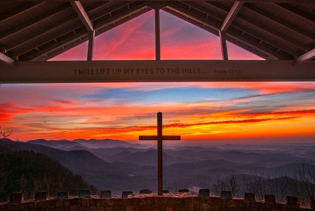 Symmes Chapel Cleveland South Carolina