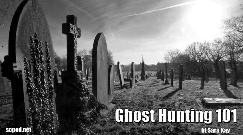 Ghost Hunting 101: Chakras In Full Swing