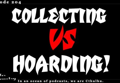 Collecting vs Hoarding