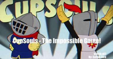 CupSouls – The Impossible Game!