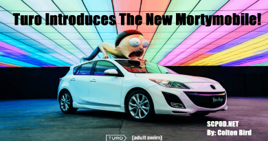 Turo Introduces The New Mortymobile!