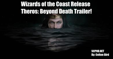 Wizards of the Coast Release Theros: Beyond Death Trailer!