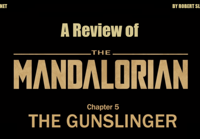 A Review of The Mandalorian: Chapter 5 – The Gunslinger