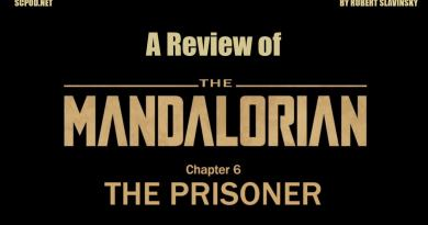 A Review of The Mandalorian: Chapter 6 – The Prisoner