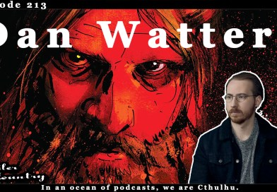 Dan Watters – Lucifer, Coffin Bound, and Brexit?