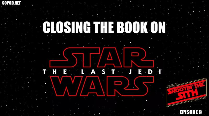 Closing the Book on Star Wars The Last Jedi