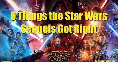 6 Things The Star Wars Sequels Got Right