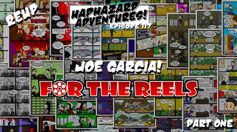 ReUp – Joe Garcia of For The Reels (and Dynamic Duel) Part 1