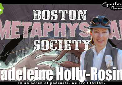 Madeleine Holly-Rosing: Boston Metaphysical Society – Ghosts and Demons