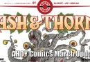 AHOY Comics Delays the Release of Two Comics & Temporarily Lowers Prices on Select Digital Trade Paperbacks