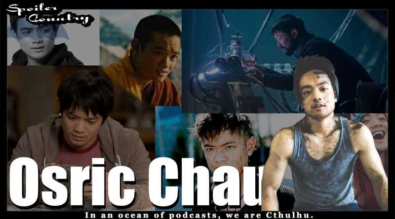 Osric Chau – Kevin Tran on Supernatural! Ryan Choi in the Arrowverse!