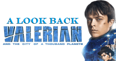 A Look Back: Valerian and the City of a Thousand Planets