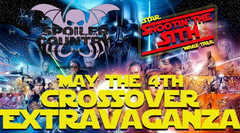 May the 4th Crossover Extravaganza