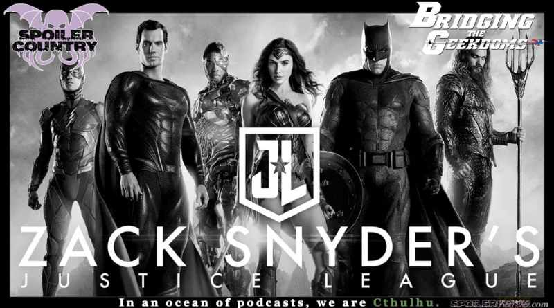 Zach Snyder Justice League Announcement with Robert form BTG!