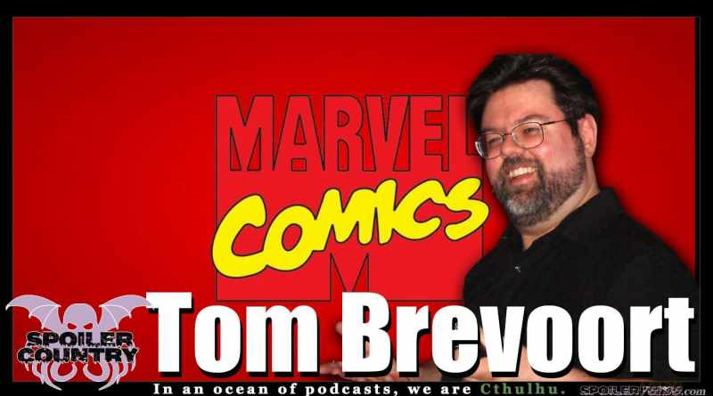 Tom Brevoort – Executive Editor and SVP of Marvel Comics!