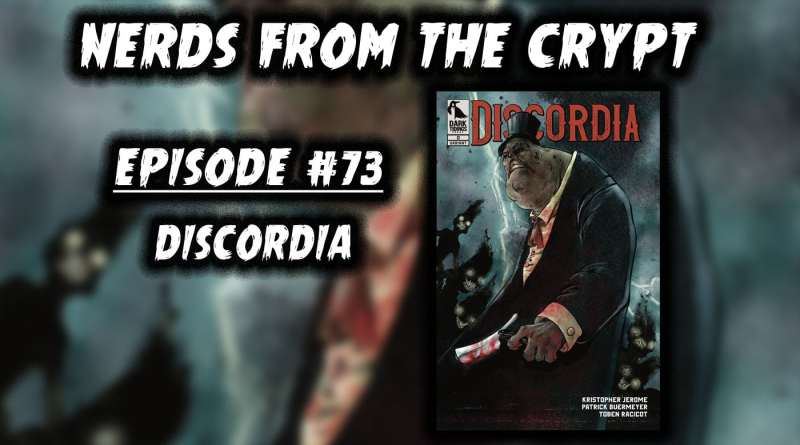 Discordia: Issue #0