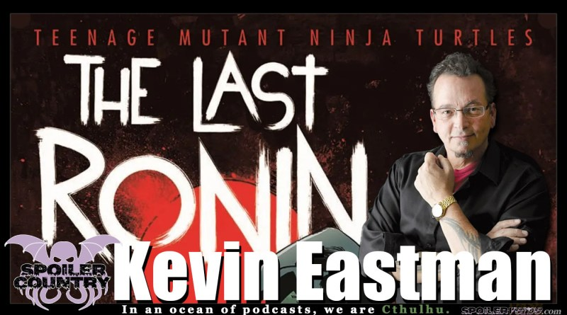 Kevin Eastman – TMNT The Last Ronin
