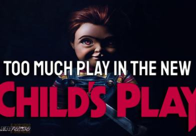 Too Much Play in the New Child's Play