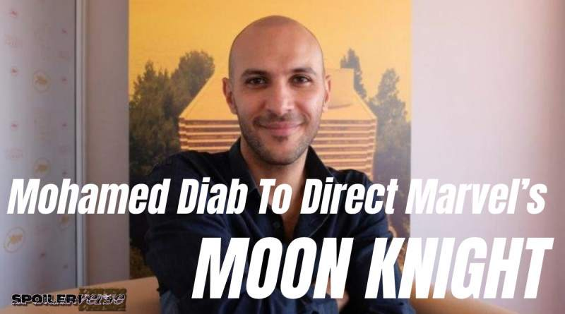 Mohamed Diab To Direct Marvel's MOON KNIGHT