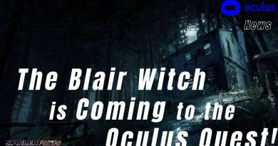 The Blair Witch is Coming to the Oculus Quest!