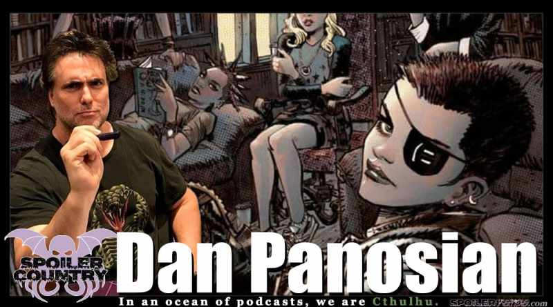 Dan Panosian talks An Unkindness of Ravens and Extreme Studios!