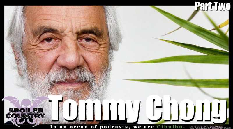 Life Lessons with Tommy Chong