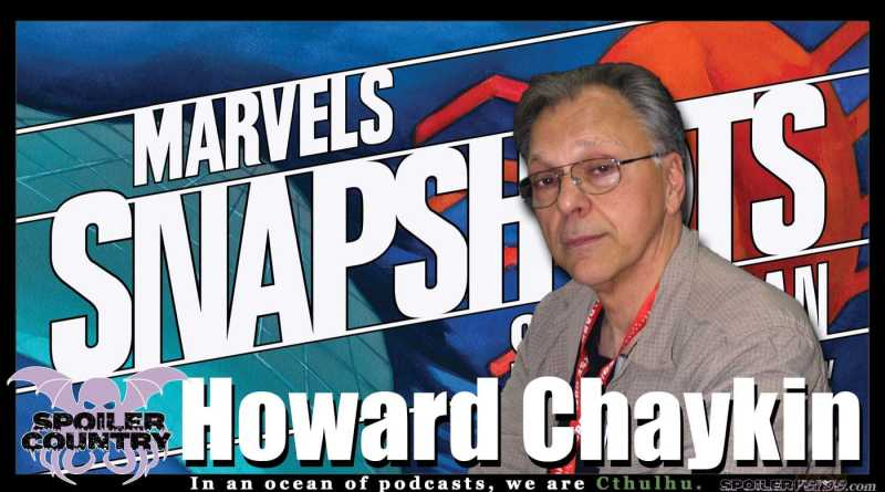 Howard Chaykin – The man, the myth, the LEGEND!
