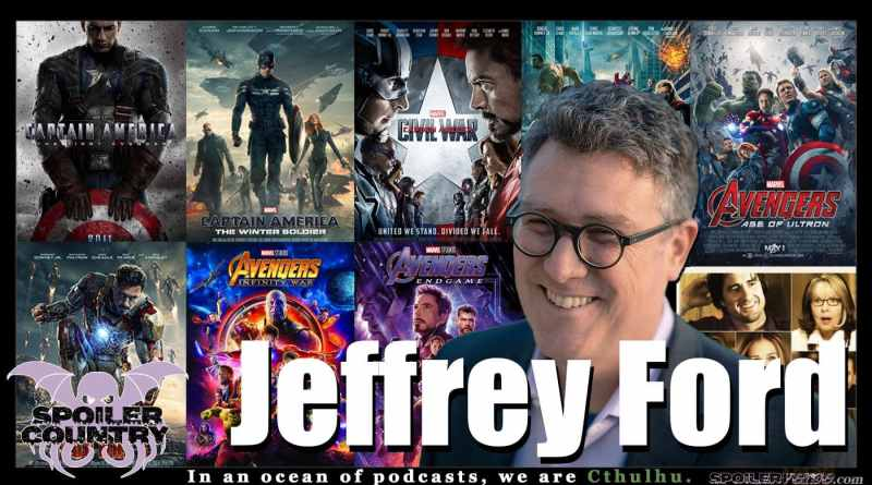 Jeffrey Ford – Editor of Avengers Endgame! Civil War! Captain America! Family Stone!