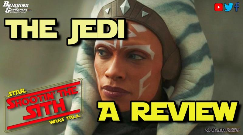 REVIEW – The Mandalorian Chapter 13: The Jedi