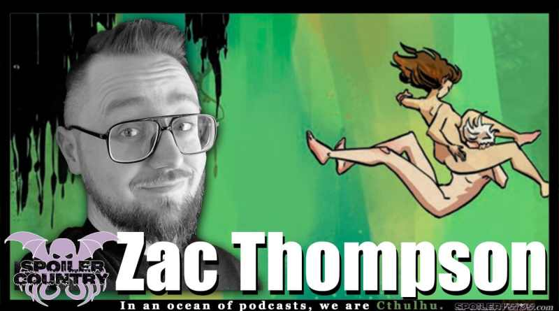 Zac Thompson – Lonely Receiver! Undone by Blood! No One's Rose!