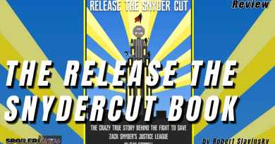 Review: Release the Snyder Cut by Sean O'Connell