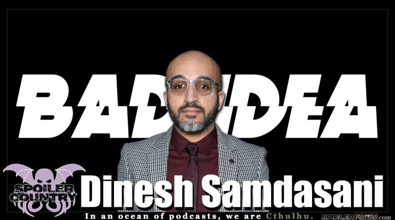 Dinesh Shamdasani – The brain behind Bad Idea Comics!