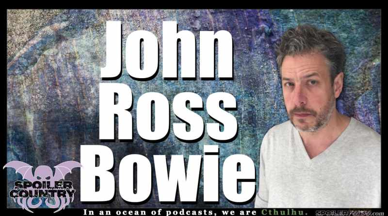 John Ross Bowie stops by to chat Big Bang Theory, Speechless, Feel Good and more!
