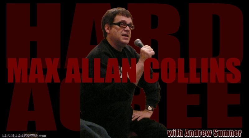 Max Allan Collins: The Three Biggest Names in Hardboiled Fiction
