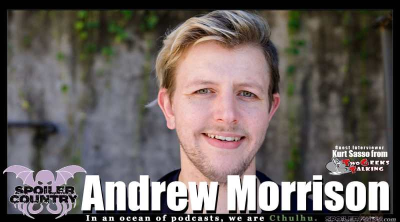 Andrew Morrison – Voice actor and podcaster!
