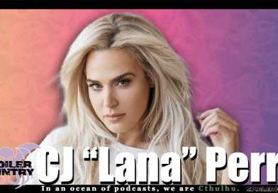 CJ 'Lana' Perry talks her career, wrestling, movies and more!